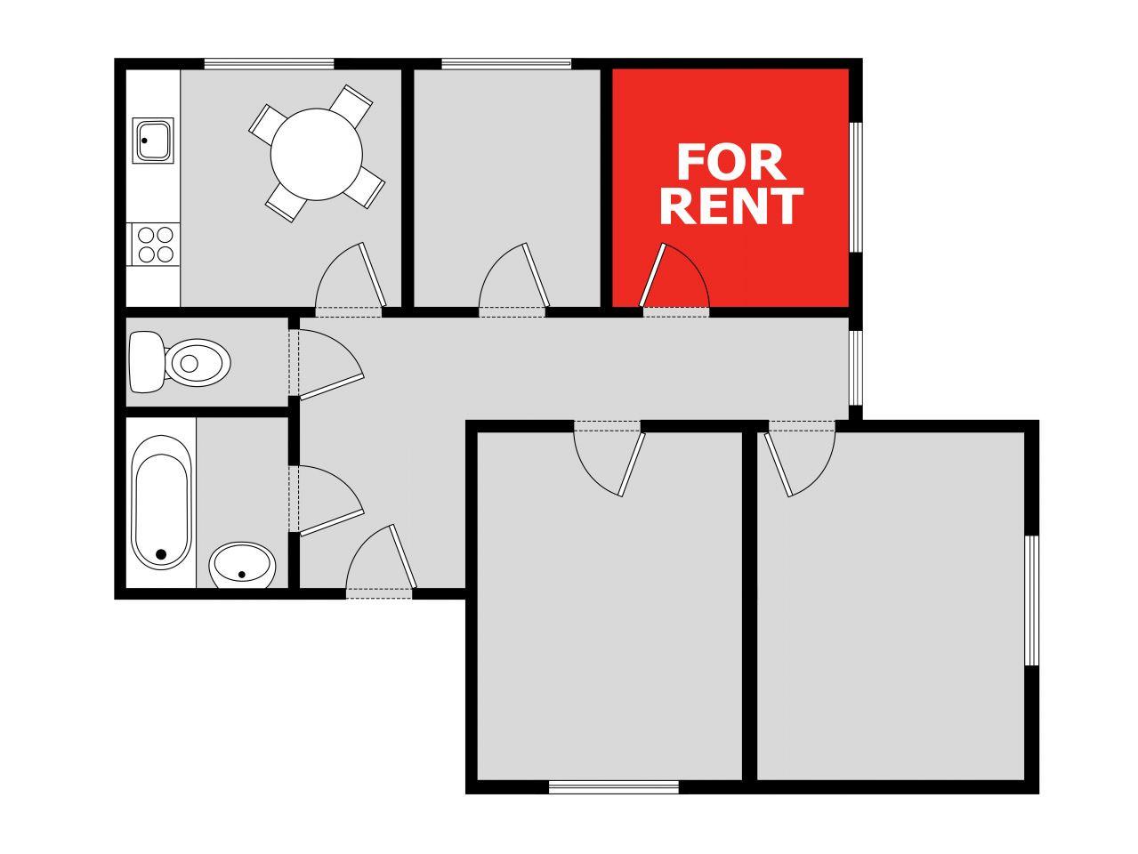Verhuur in de VVE? Welke vormen van verhuur van een appartement zijn toegestaan en welke verboden?