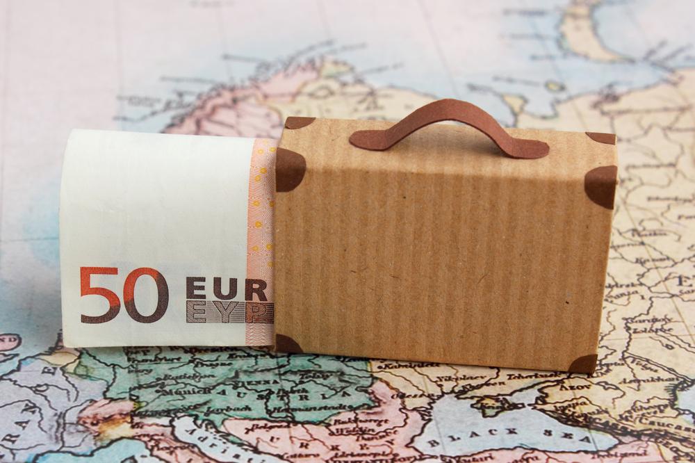 Vijf tips voor als u op reis gaat met (veel) contant geld